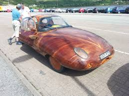 wooden car wooden car i saw on the isle of skye scotland looked quite nice