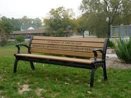 memorial benches custom memorial benches recreation