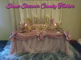 rose gold candy table quinceañera blush rose gold chagne sweet sisters candy