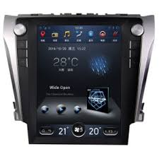mirror link android china android 5 1 12 1 inch car gps for 2015 camry with rds radio