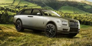 murdered rolls royce report rolls royce insists you don u0027t call its new suv an suv