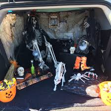 trunk or treat witch style halloween pinterest witch style