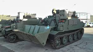 amphibious vehicle for sale cet combat engineers tractors fv180 for sale youtube