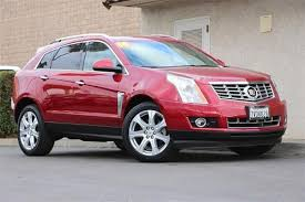 2014 cadillac srx used 2014 cadillac srx for sale pricing features edmunds