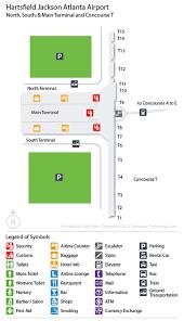 atlanta international airport map atl airport car rentals airportrentalcars com