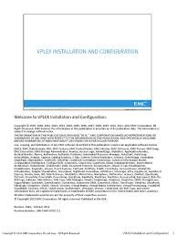 vplex installation and config guide computer engineering