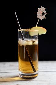 halloween cocktail bourbon halloween cocktail