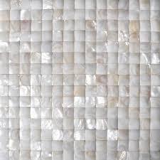 shell tile backsplash mother of pearl tile backsplash sea shell mosaic bathroom tiles
