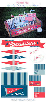 baseball party supplies free printable baseball party ideas byers
