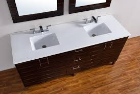 abstron 72 inch macassar ebony bathroom vanity stone countertops