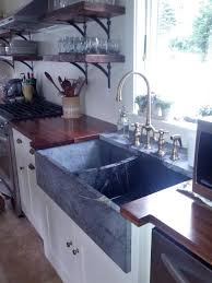 Soapstone Kitchen Sinks Soapstone Sinks For The Kitchen Or Bathroom Nh Me Ma