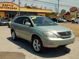 lexus rx 350 for sale gainesville fl green lexus in florida for sale used cars on buysellsearch