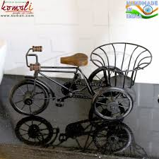 Rod Iron Home Decor Decorative Bicycles In Wrought Iron Home Decor Miniature Bicycle