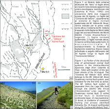 Norcia Italy Map Sisma Amatrice 2016 Dipartimento Di Ingegneria E Geologia
