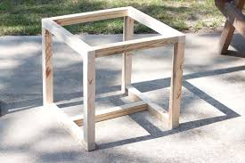 Patio Side Table Inspiring Diy Patio Side Table Patio Design 391