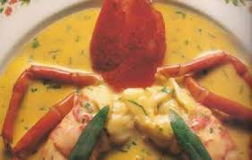 homard cuisine pour un dîner d amoureux la fricassée de homard à la crème d