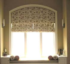 Curtain Ideas For Curved Windows Coffee Tables How To Make Curtains For Half Moon Windows Bow