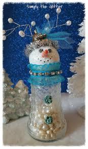 snowman assemblage vintage salt shaker snowman