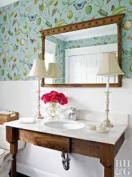 Powder Room Photos - powder room ideas u2013 better homes and gardens u2013 bhg com