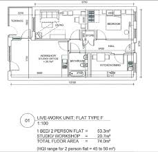live work units at walton court aylesbury live work floor plan