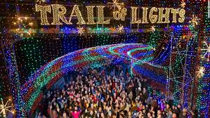 christmas lights in missouri 7 best places to see christmas lights in the usa cnn travel