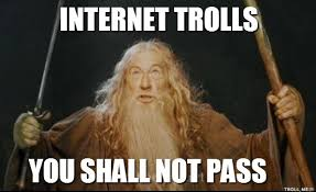 Troll Internet Meme - how social media trolls can benefit your business rivuu