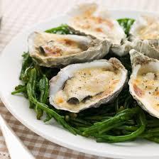 comment cuisiner des huitres huîtres chaudes façon mamy cuisine az