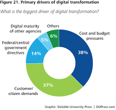 exploring digital transformation in government deloitte insights