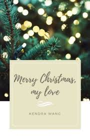 merry christmas love kendra wattpad