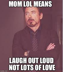 Laugh Out Loud Meme - face you make robert downey jr meme imgflip