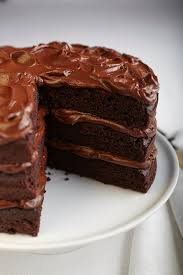 luscious chocolate cake pamela u0027s products gluten free