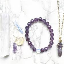 amethyst necklace images Amethyst necklace bracelet rox box sup goods jpg