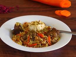 cuisine ouzbek plov recette traditionnelle ouzbek 196 flavors