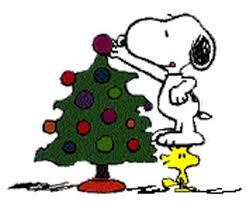 snoopy tree original tree snoopy woodstock christmas tree snoopy and