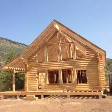 Lake Cabin Kits Uinta Log Home Builders Utah Log Cabin Kits Kit Details