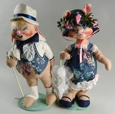 annalee analee easter dolls at replacements ltd