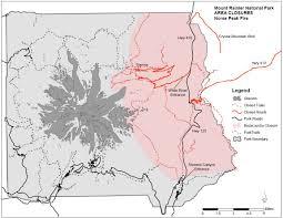 Fire Evacuation Plan Wa by Mt Rainier National Park Wa Closes 33 Of Park Due To
