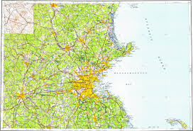 Lowell Massachusetts Map by Download Topographic Map In Area Of Boston Lowell Worcester
