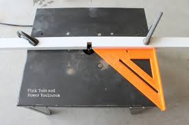 how to use a router table setting router table fence gallery wiring table and diagram sle