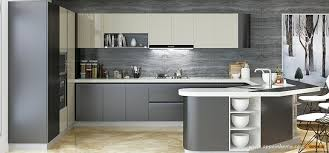 High Gloss Lacquer Kitchen Cabinets Matt Grey Kitchen Cabinet Doors Navteo Com The Best And Latest