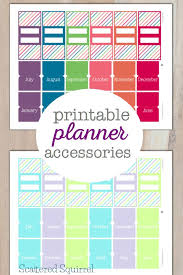 printable monthly planner 2016 free 269 best organizing printables images on pinterest free printables