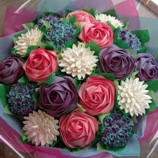food bouquets cupcake bouquet cupcakes and