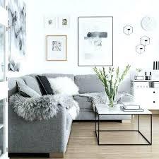 deco avec canap gris salon canape gris un salon en gris et blanc cest chic voila 82