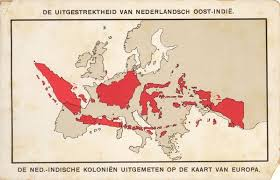 netherlands east indies map the mad monarchist revolution in the east indies