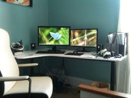 My First Dual Monitor Setup Battlestations