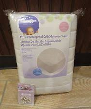 Waterproof Mattress Cover For Crib Babies R Us Crib Mattress Pads Covers Ebay