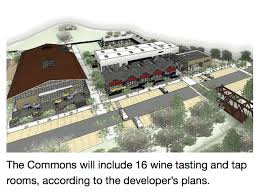 6000 Square Feet And Higher Buellton Approves Public Market To House Wine Tasting Rooms