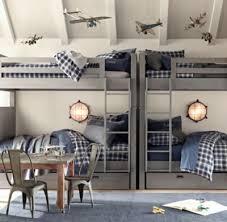 Airplane Bed Vintage Model Airplane Blue