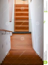 staircase in two storey house stock photo image 55007117