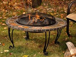 Burning Pit Of Fire - outdoor firepit types northline express